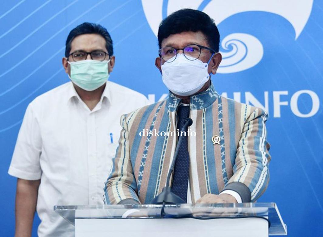Tingkatkan Kualitas Konektivitas Digital, Menteri Johnny: Kominfo Mulai Refarming di 9 Klaster